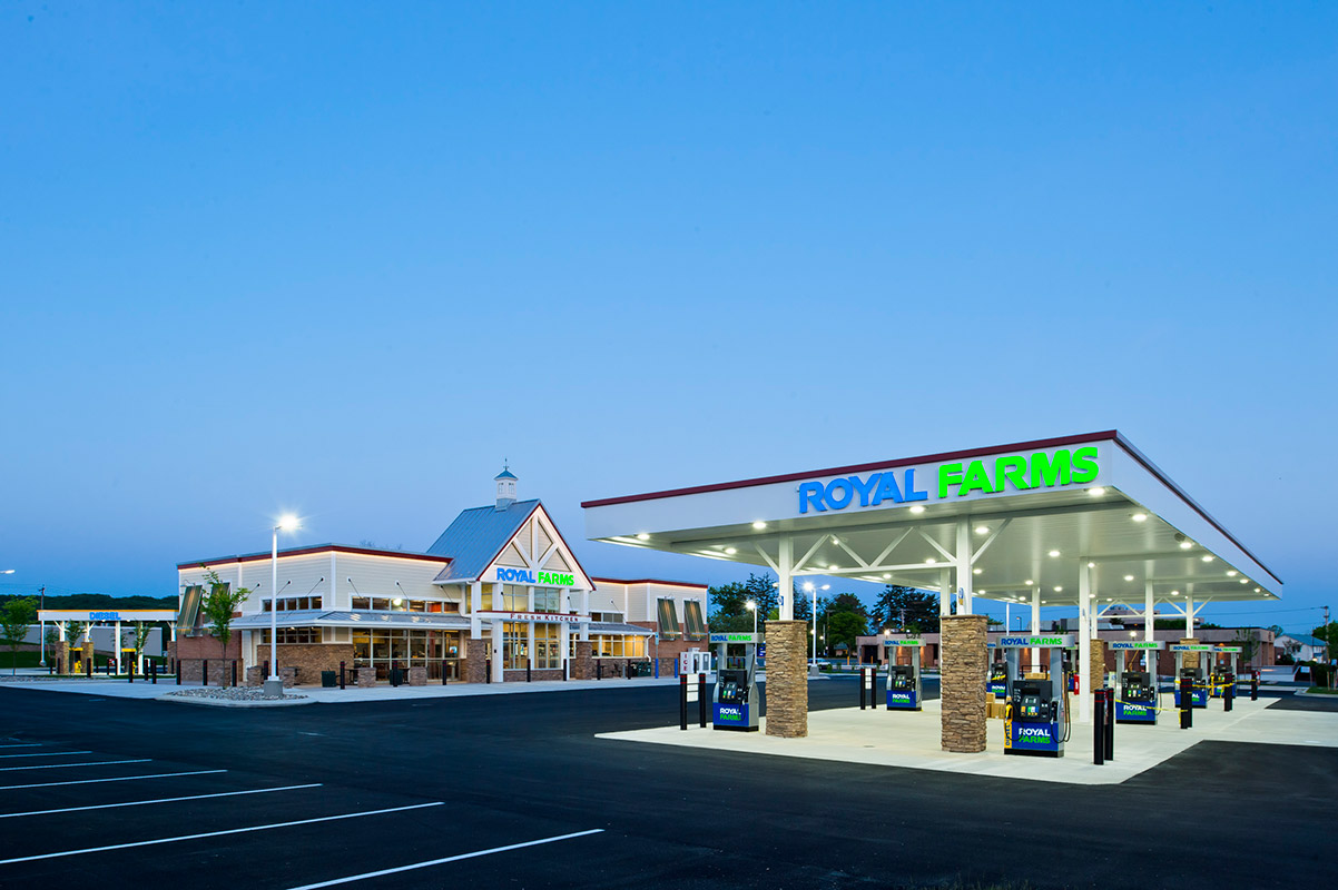 Retail Value Of Car >> Royal Farms Convenience Store/Gas/Car Wash - Consolidated Equities
